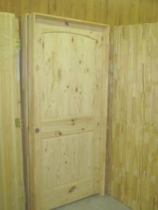Interior Knotty Pine