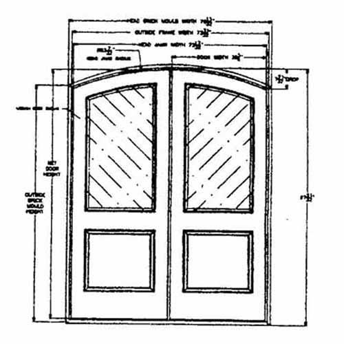 dean door picture