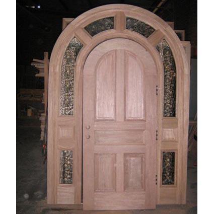 gallery 52 door mahogany