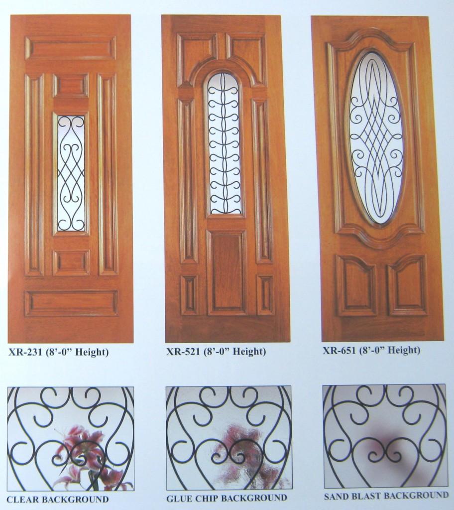 Wrought iron decorative