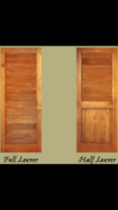 Custom Interior Louvered Doors Custom Size Prehung Interior Louvered Doors Amish Custom Doors
